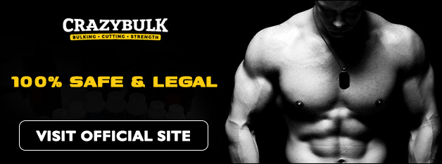 Best Legal Steroids by Crazy Bulk