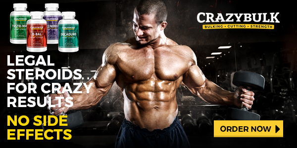 Crazy Bulk Steroid Alternatives