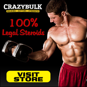 Crazy Bulk Body Building Supplements