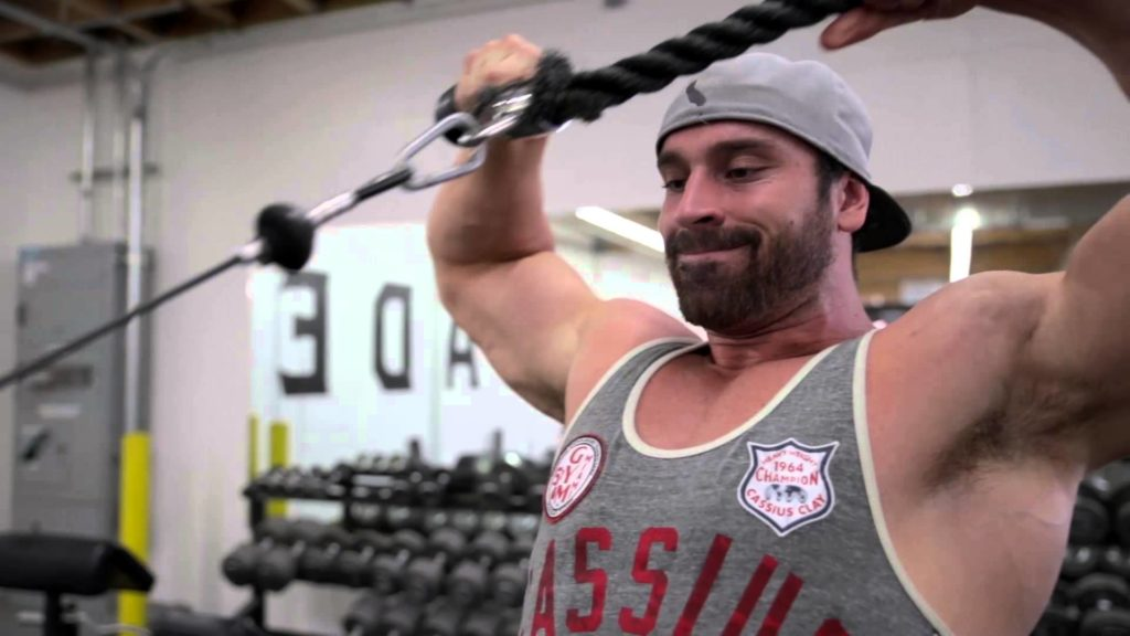 Bradley Martyn Natural Or On Steroids?