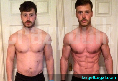First Use Before And After Steroids